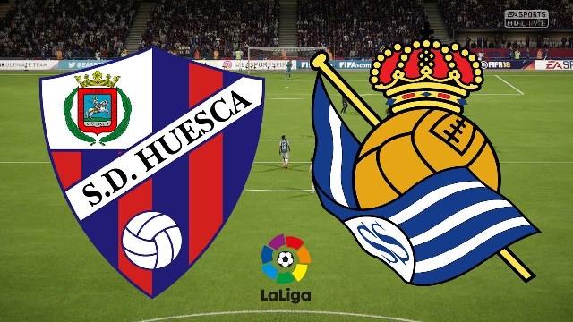 Soi kèo bóng đá trận Huesca vs Real Sociedad, 23:30 – 01/05/2021