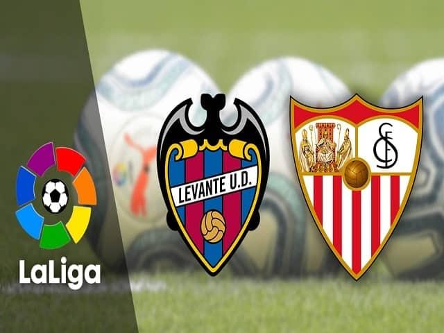 Soi kèo bóng đá trận Levante vs Sevilla, 00:00 – 22/04/2021