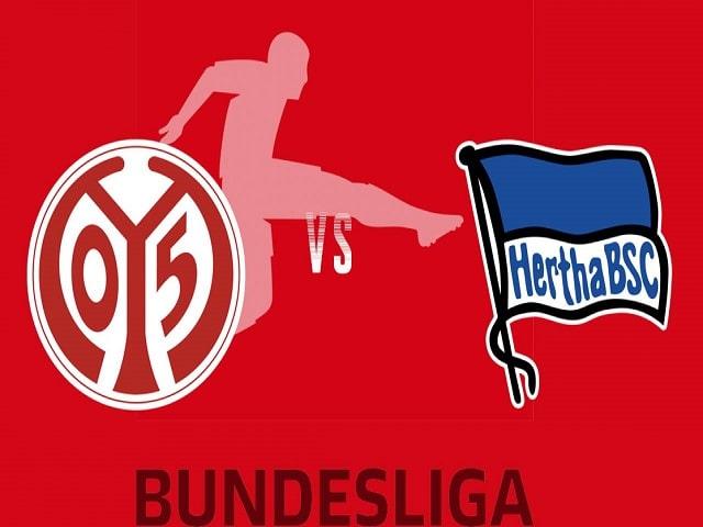 Soi kèo bóng đá trận Mainz 05 vs Hertha Berlin, 23:00 – 03/05/2021