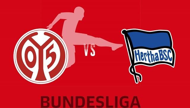 Soi kèo bóng đá trận Mainz vs Hertha Berlin, 23:00 – 18/04/2021