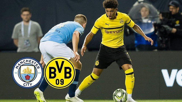 Soi kèo bóng đá trận Manchester City vs Dortmund, 2h00 – 07/04/2021