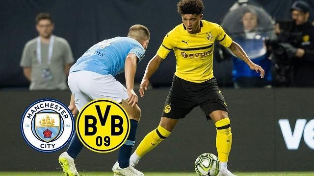 Soi kèo bóng đá trận Manchester City vs Dortmund, 2:00 – 07/04/2021