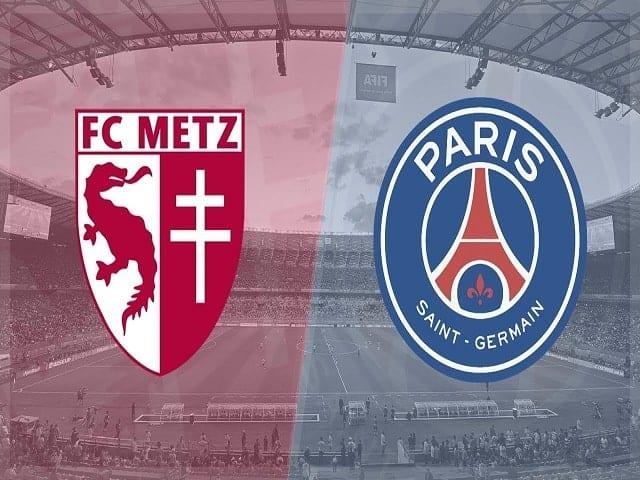 Soi kèo bóng đá trận Metz vs PSG, 22:00 – 24/04/2021