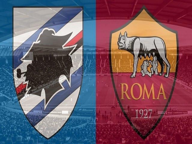 Soi kèo bóng đá trận Sampdoria vs AS Roma, 01:45 – 03/05/2021