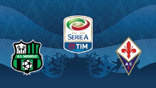 Soi kèo bóng đá trận Sassuolo vs Fiorentina, 23:00 – 17/04/2021