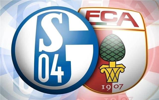 Soi kèo bóng đá trận Schalke vs Augsburg, 20h30 – 11/04/2021