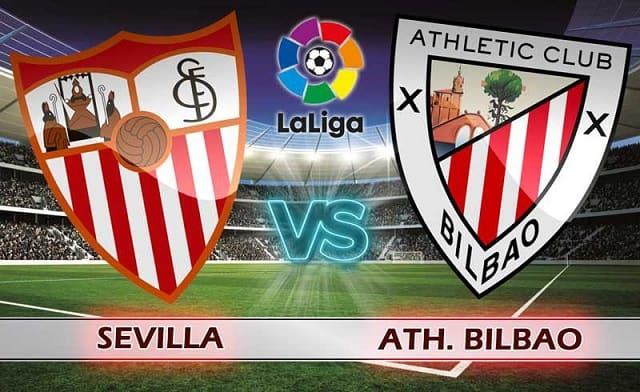 Soi kèo bóng đá trận Sevilla vs Ath Bilbao, 2h00 – 04/05/2021