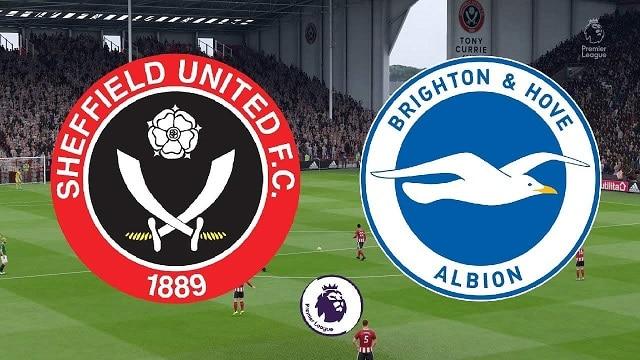 Soi kèo bóng đá trận Sheffield Utd vs Brighton, 2:00 – 25/04/2021