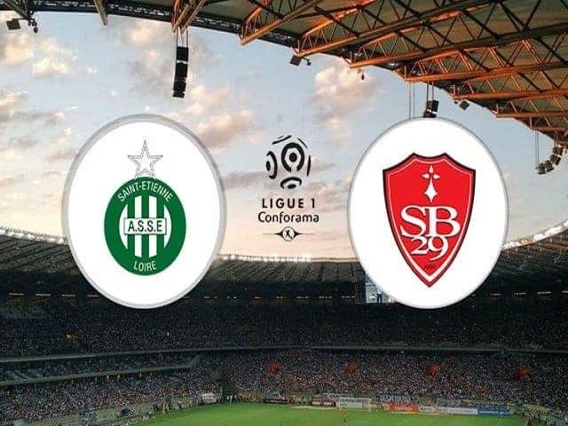Soi kèo bóng đá trận St Etienne vs Brest, 18:00 – 24/04/2021