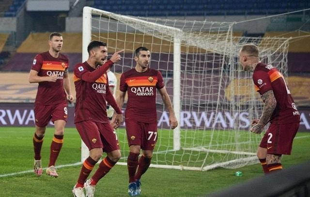 Soi kèo bóng đá trận AS Roma vs Crotone, 23h00 – 09/05/2021
