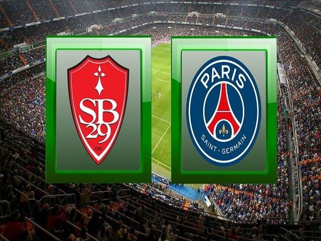 Soi kèo bóng đá trận Brest vs PSG, 02:00 – 24/05/2021