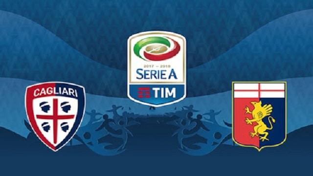 Soi kèo bóng đá trận Cagliari vs Genoa, 1h45 – 23/05/2021