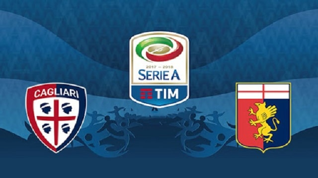 Soi kèo bóng đá trận Cagliari vs Genoa, 1:45 – 23/05/2021