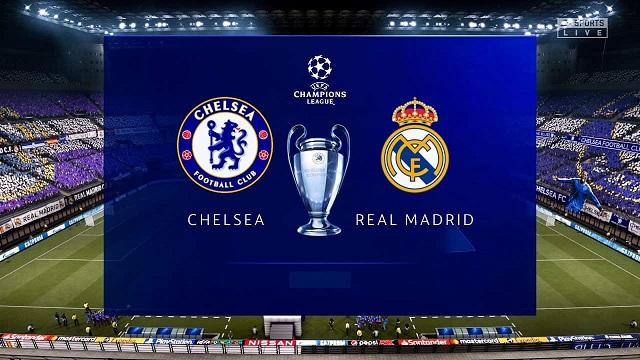 Soi kèo bóng đá trận Chelsea vs Real Madrid, 2:00 – 05/05/2021