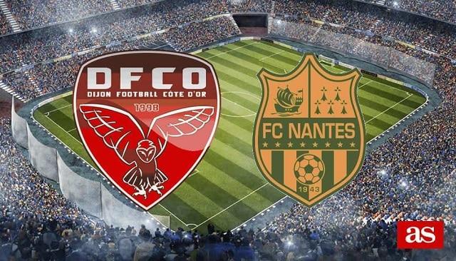 Soi kèo bóng đá trận Dijon vs Nantes, 2:00 – 17/07/2021
