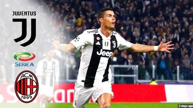 Soi kèo bóng đá trận Juventus vs AC Milan, 1h45 – 10/05/2021