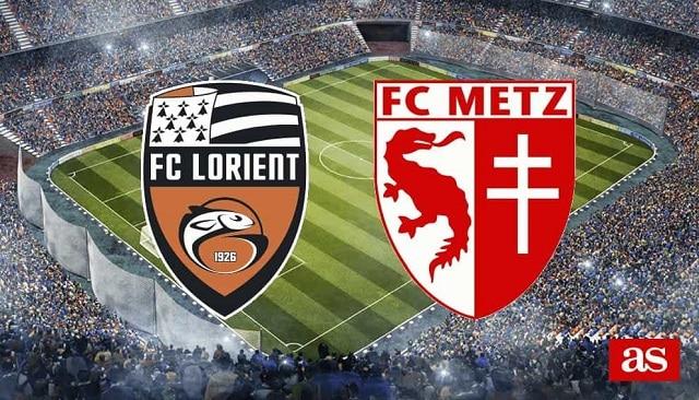 Soi kèo bóng đá trận Lorient vs Metz, 2:00 – 17/07/2021
