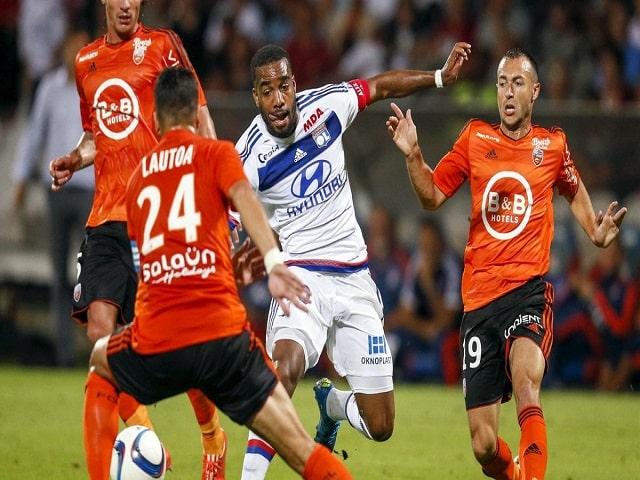 Soi kèo bóng đá trận Lyon vs Lorient, 22:00 – 08/05/2021