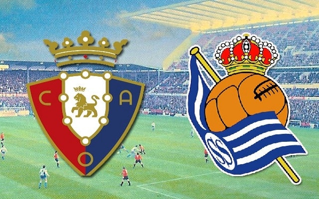 Soi kèo bóng đá trận Osasuna vs Real Sociedad, 23h00 – 22/05/2021