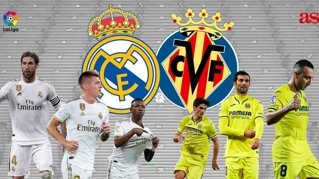 Soi kèo bóng đá trận Real Madrid vs Villarreal, 23h00 – 22/05/2021