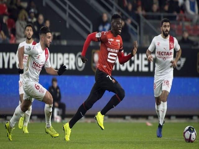 Soi kèo bóng đá trận Rennes vs Nimes, 02:00 – 24/05/2021