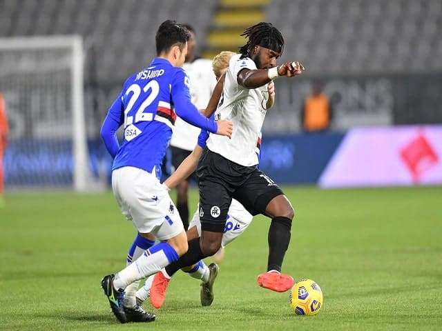 Soi kèo bóng đá trận Sampdoria vs Spezia, 01:45 – 13/05/2021