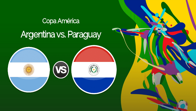 Soi kèo bóng đá trận Argentina vs Paraguay, 4:00 – 22/06/2021