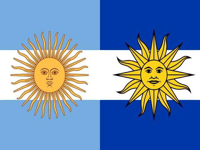 Soi kèo bóng đá trận Argentina vs Uruguay, 07:00 – 19/06/2021