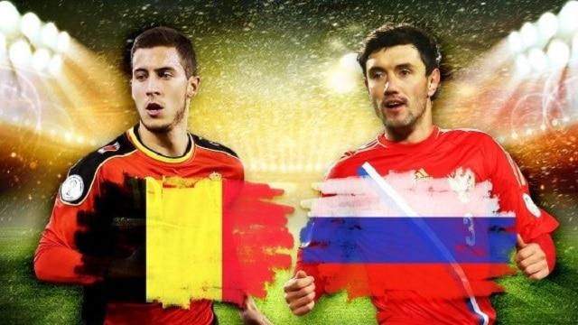 Soi kèo bóng đá trận Bỉ vs Nga, 2:00 – 13/06/2021