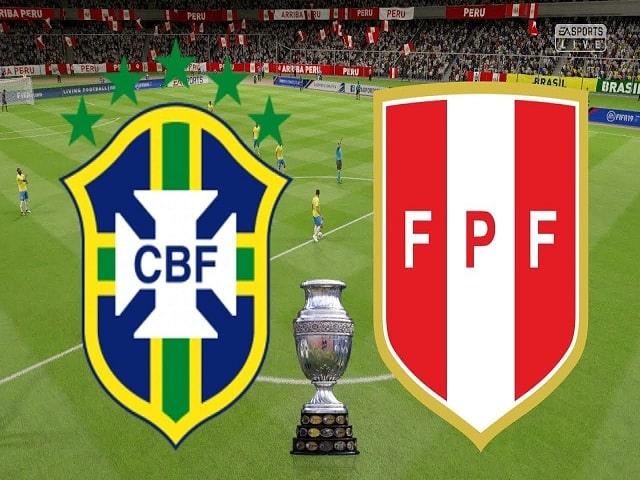 Soi kèo bóng đá trận Brazil vs Peru, 07:00 – 18/06/2021