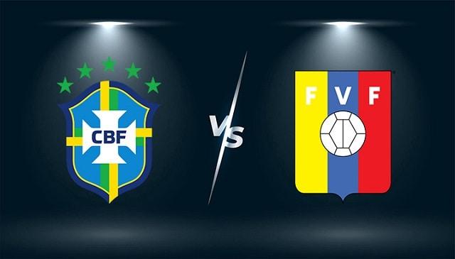 Soi kèo bóng đá trận Brazil vs Venezuela, 4:00 – 14/06/2021