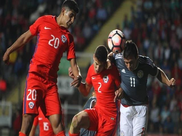 Soi kèo bóng đá trận Chile vs Paraguay, 07:00 – 25/06/2021