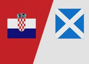 Soi kèo bóng đá trận Croatia vs Scotland, 02:00 – 23/06/2021