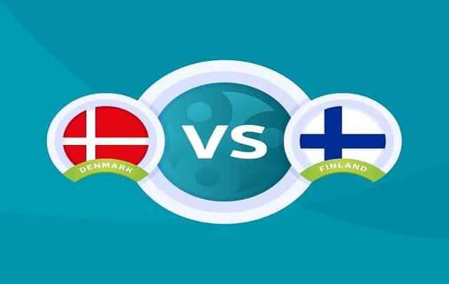 Soi kèo bóng đá trận Đan Mạch vs Phần Lan, 23:00 – 12/06/2021