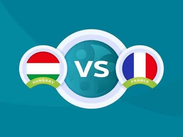 Soi kèo bóng đá trận Hungary vs Pháp, 20:00 – 19/06/2021
