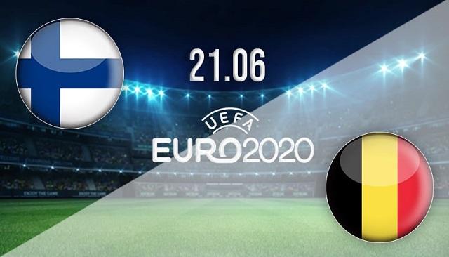 Soi kèo bóng đá trận Phần Lan vs Bỉ, 2h00 – 22/06/2021