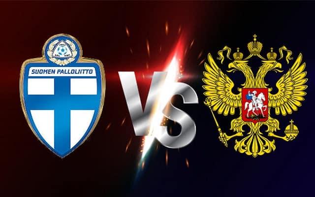 Soi kèo bóng đá trận Phần Lan vs Nga, 20:00 – 16/06/2021