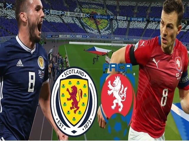 Soi kèo bóng đá trận Scotland vs Cộng hòa Séc, 20:00 – 14/06/2021