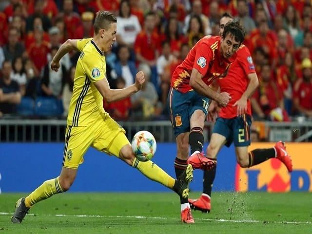 Soi kèo bóng đá trận Tây Ban Nha vs Thụy Điển, 02:00 – 15/06/2021