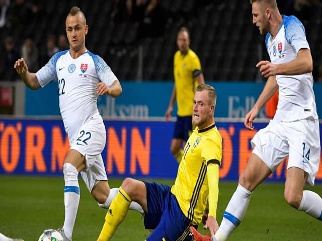 Soi kèo bóng đá trận Thụy Điển vs Slovakia, 20:00 – 18/06/2021