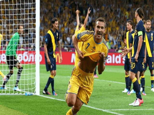 Soi kèo bóng đá trận Thụy Điển vs Ukraine, 02:00 – 30/06/2021