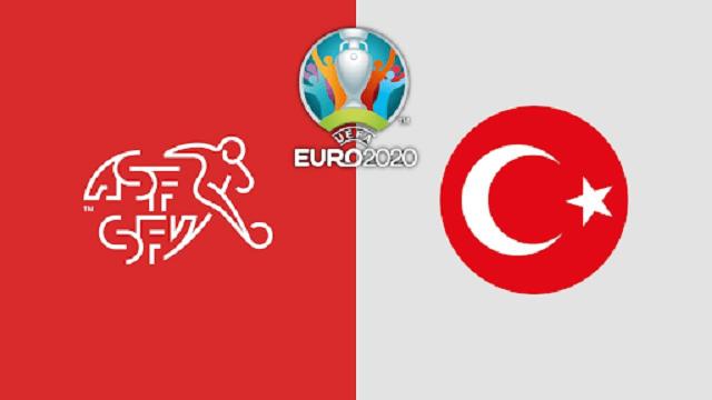 Soi kèo bóng đá trận Thụy Sĩ vs Thổ Nhĩ Kỳ, 23:00 – 20/06/2021