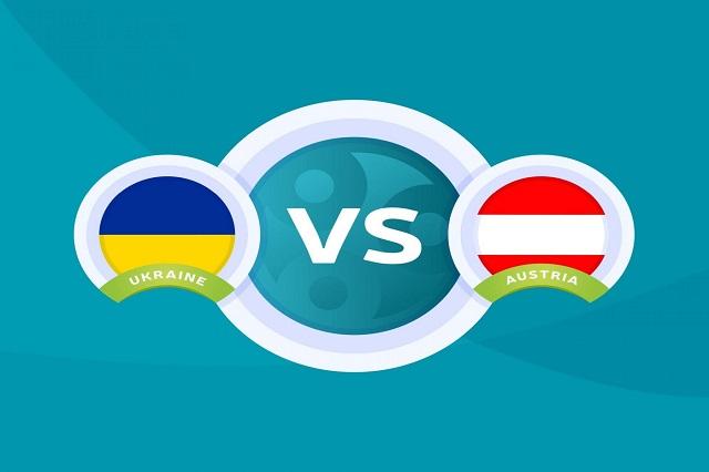 Soi kèo bóng đá trận Ukraine vs Áo, 23h00 – 20/06/2021