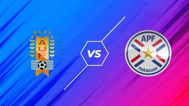 Soi kèo bóng đá trận Uruguay vs Paraguay, 7h00 – 29/06/2021