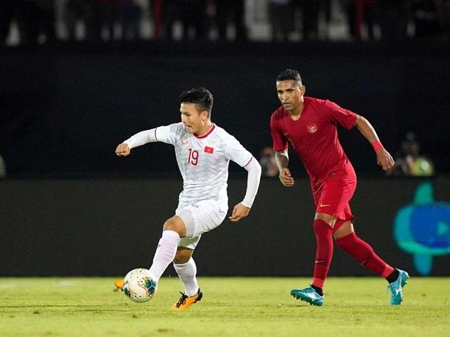 Soi kèo bóng đá trận Việt Nam vs Indonesia, 23:45 – 07/06/2021
