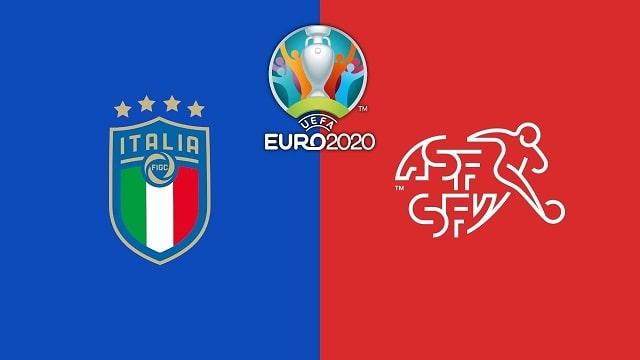 Soi kèo bóng đá trận Ý vs Thụy Sĩ, 2h00 – 17/06/2021