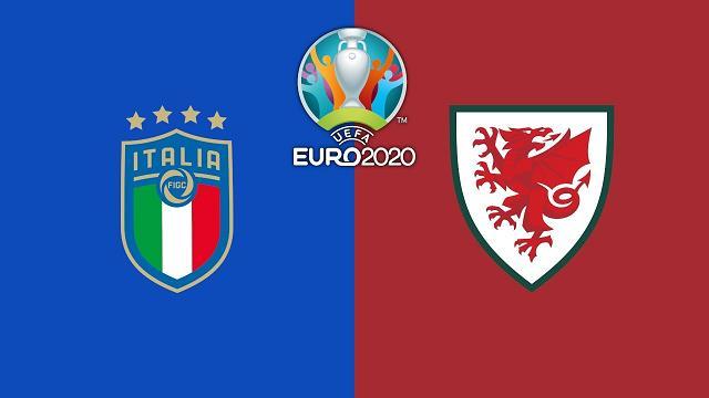 Soi kèo bóng đá trận Ý vs Wales, 23h00 – 20/06/2021