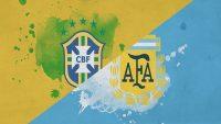 Soi kèo bóng đá trận Brazil vs Argentina, 07:00 – 11/07/2021