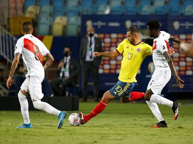 Soi kèo bóng đá trận Colombia vs Peru, 07:00 – 10/07/2021