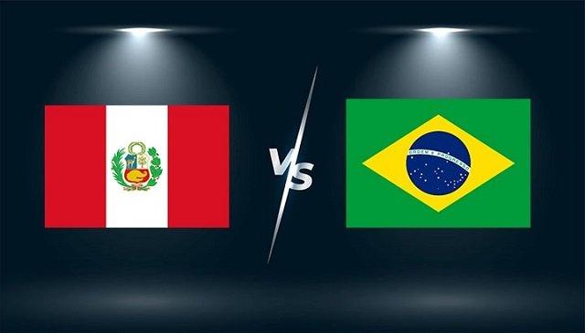 Soi kèo bóng đá trận Peru vs Brazil, 6:00 – 06/07/2021